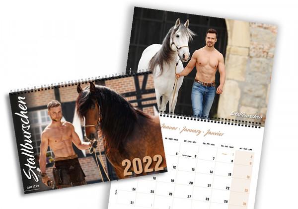 Stallburschen 2022 | Broschürenkalender