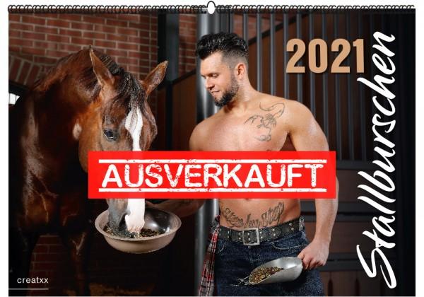 Stallburschen 2021 | Wandkalender