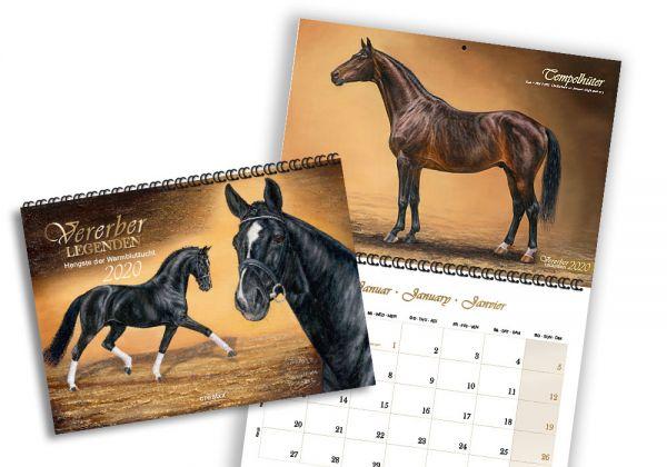 Vererberlegenden 2020 Broschürenkalender