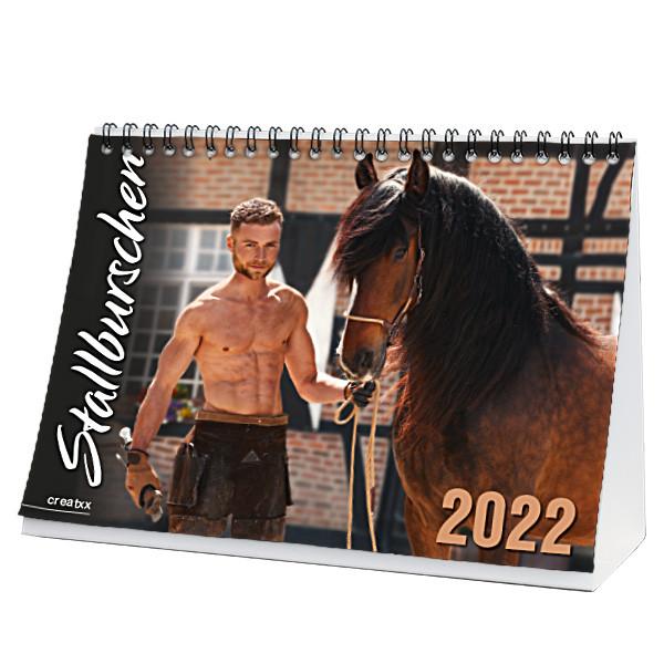 Stallburschen 2022 | Tischkalender