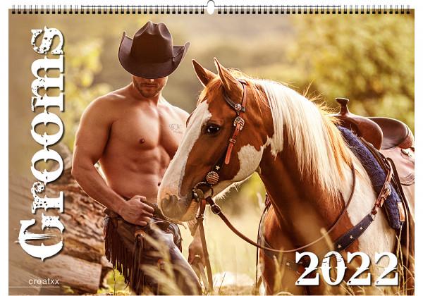 Grooms 2022 | Wandkalender