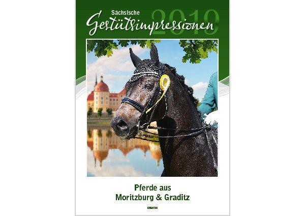 Kalender Sächsische Gestütsimpressionen 2019 - Pferde aus Moritzburg und Graditz