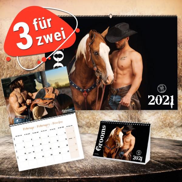 Grooms 2021 | Bundle 3 für 2